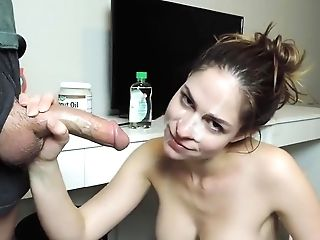 Ashley Alban - Facial Cumshot Jizz Shot Compilation (1080p) Point Of View