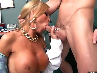 Total Naked Bod Inspection Performed By Johnny Sins