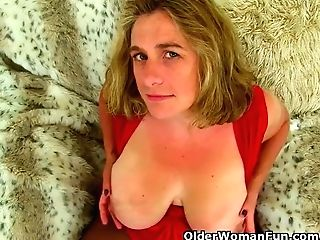 Brit Cougar Camilla Internal Ejaculation Needs Orgasmic Delight