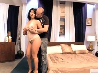 Amazing Sienna West Gets A Furious Boner