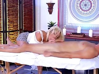 Brazzers - Dirty Masseuse - The Trunk Healer Sc