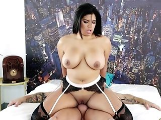 Venezuelan Hotty Sheila Ortega Gets Her Cooch Slurped And Fucked