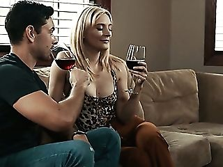 Kinky Blonde Chick Next Door Mona Wales Is Ready To Rail Strong Spunk-pump