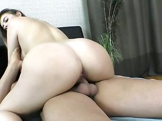 Ample Titted Chick Candy Alexa Rails A Dick And Gets Her Twat Slammed Rear End Style