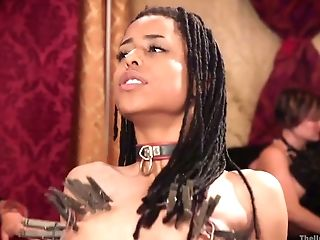 Black Seductress Kira Noir Rails A Dick And Does Everything Her Master Desires