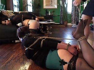 Mom And Daughter-in-law Lesbo Domination Captives