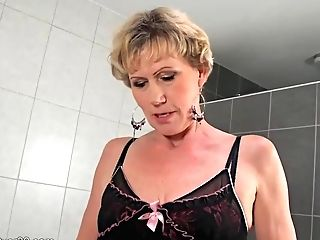 Matures Blonde Georgina Mummy Compilation