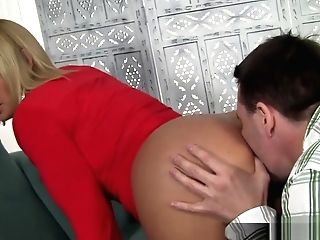 Cheating Wifey Takes Trouser Snake And Facial Cumshot