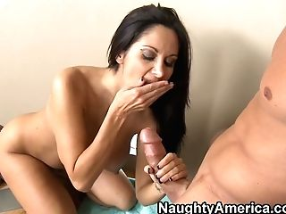 Ava Addams & Tommy Gunn In My Wifey Shot Friend