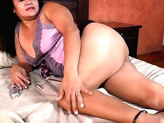 Latinchili Matures Sharon Solo Playthings Getting Off