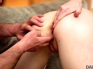 Daddy4k. Tricky Dad Tempts And Fucks Cutie While Sonny Left Them Alone