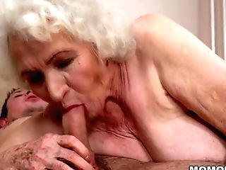 Still Hot And Perverse Norma Wants A Youthful Dick