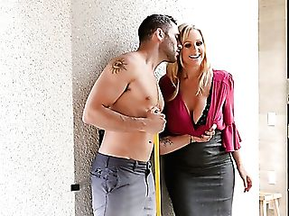 Lusty Alexis Fawx Joins Amazing Horny Duo For Wild Mff Threesome
